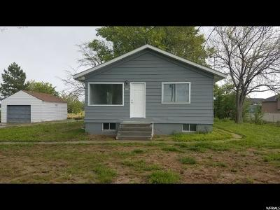 West Point Single Family Home Under Contract: 1574 N 4500 W