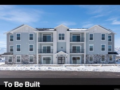 Wasatch County Condo For Sale: 1128 S 820 E #4202