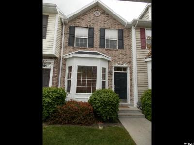 Springville Townhouse Under Contract: 791 N 200 E