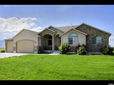 Grantsville Single Family Home Under Contract: 428 S Saddle Rd
