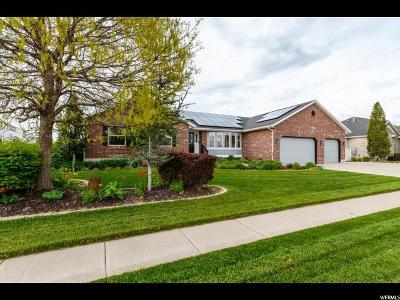 Clinton Single Family Home Backup: 2844 W 1010 N