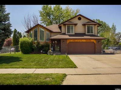 North Ogden Single Family Home Under Contract: 1913 N 775 E