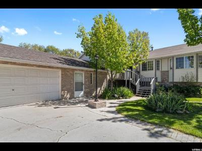 West Jordan Single Family Home Under Contract: 8509 S Shulsen Ln W