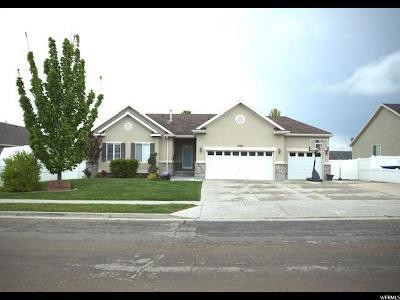 Herriman Single Family Home Under Contract: 13351 S Freeman Ln W