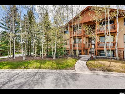 Park City Condo For Sale: 1600 W Pinebrook Blvd #H-4