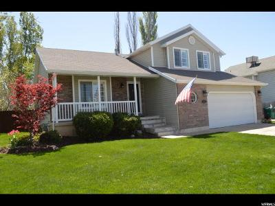 Layton Single Family Home For Sale: 1022 E 1425 N