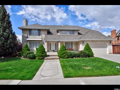 Orem Single Family Home Under Contract: 155 N 1200 E