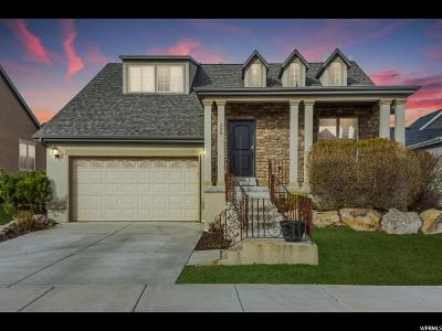 Mapleton Single Family Home For Sale: 752 S Willow Ln W