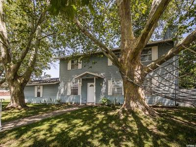 Centerville Single Family Home Under Contract: 596 W Mountain View Rd N