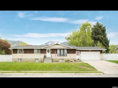 Providence Single Family Home For Sale: 510 S 75 W
