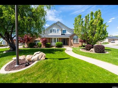 Layton Single Family Home For Sale: 1917 Forest Ridge Dr
