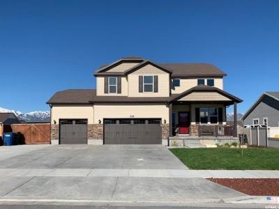 Grantsville Single Family Home Under Contract: 216 S Ranch Rd E