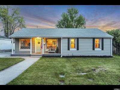 Pleasant Grove Single Family Home Under Contract: 264 E 500 S