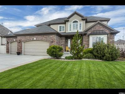 West Jordan Single Family Home Under Contract: 6326 W Lake Powell Cir