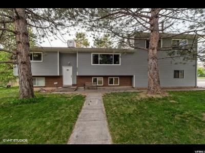 American Fork Single Family Home For Sale: 680 E 170 N