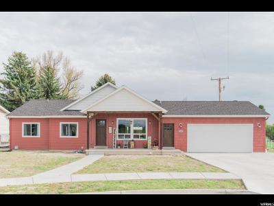 North Logan Single Family Home Under Contract: 774 E 2660 N