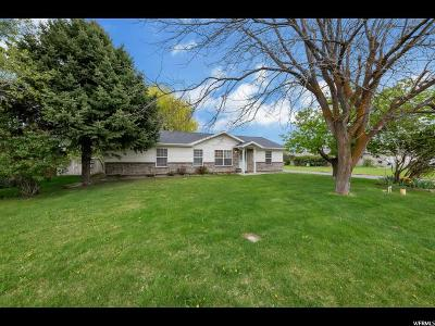 Hyrum Single Family Home Under Contract: 259 S 500 E