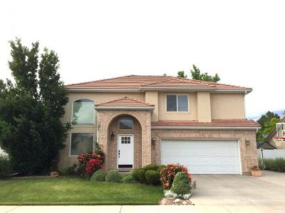 Spanish Fork Single Family Home For Sale: 456 W 200 S