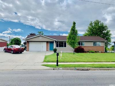 Bountiful Single Family Home For Sale: 99 N 800 E