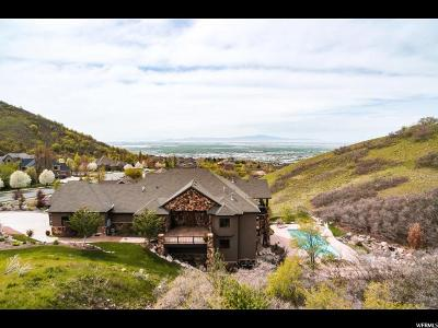 Bountiful Single Family Home For Sale: 329 Hidden Lake Dr