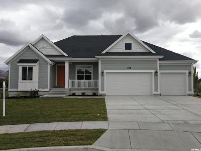 Kaysville Single Family Home For Sale: 1887 W 75 S
