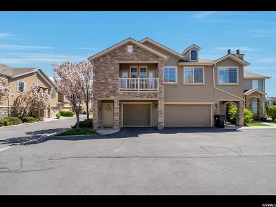 Pleasant Grove Townhouse For Sale: 1569 W 50 N