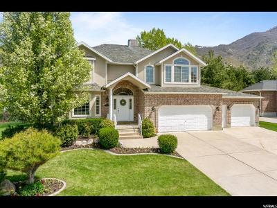 South Ogden Single Family Home Under Contract: 2044 E Ryan Cir S