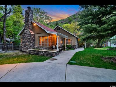 Provo Single Family Home For Sale: 6664 Fairfax Dr