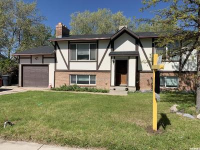 Clinton Single Family Home Under Contract: 2693 N 720 W