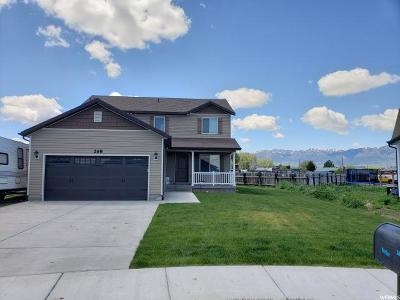 Grantsville Single Family Home For Sale: 268 E Carly Dr