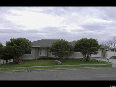 Brigham City Single Family Home For Sale: 696 S 850 E