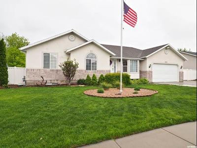 Riverton Single Family Home Under Contract: 3273 W 11975 S