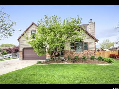 Farmington Single Family Home Under Contract: 1297 N 1580 W