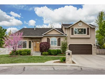 Orem Single Family Home Under Contract: 735 W 550 S
