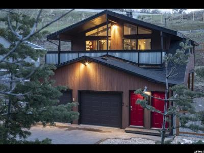 Park City Multi Family Home Under Contract: 395 Aspen Dr