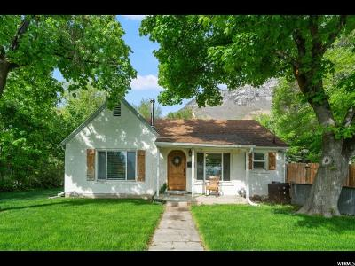 Provo Single Family Home Under Contract: 1328 N Locust Ln