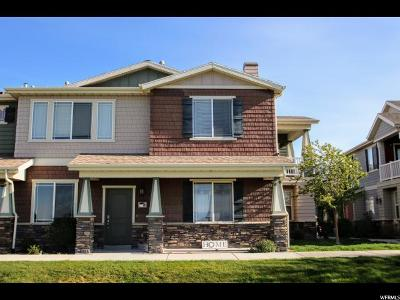 Pleasant Grove Townhouse Under Contract: 1597 W 80 S