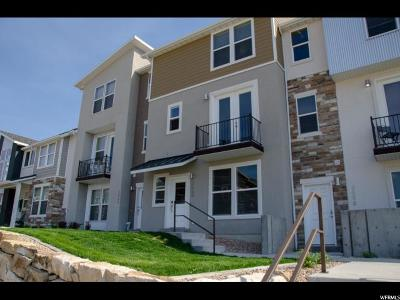 Spanish Fork Townhouse For Sale: 2564 E High Ridge Rd