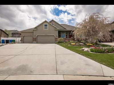 Herriman Single Family Home For Sale: 14302 S Maple Run Cir