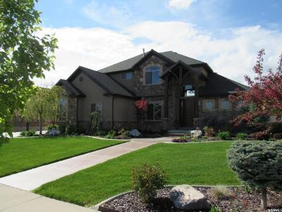 Herriman Single Family Home Under Contract: 5927 W Kidd Cabin Cir