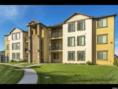 Eagle Mountain Condo Under Contract: 3618 E Clear Rock Rd S #4