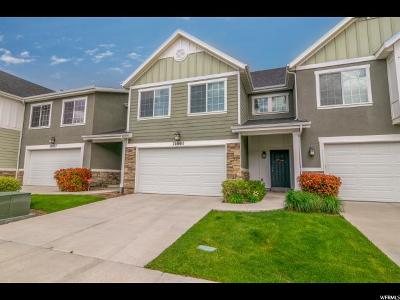 Riverton Townhouse Under Contract: 11661 S Stafford View Dr
