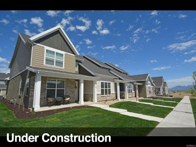 Herriman Townhouse For Sale: 12243 S Koppers Ln W #99