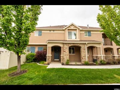 Pleasant Grove Townhouse For Sale: 1053 W 160 N