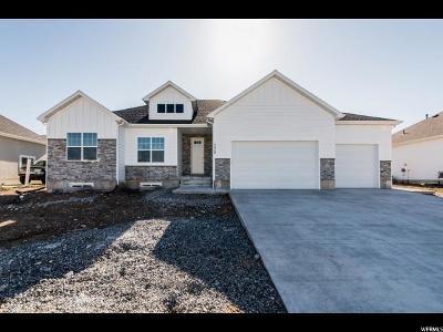 Smithfield Single Family Home Under Contract: 238 S 890 E