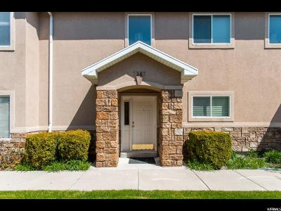 West Jordan Condo Under Contract: 7247 S Brittany Town Dr W