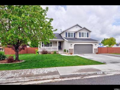 Payson Single Family Home Under Contract: 1016 S 830 W
