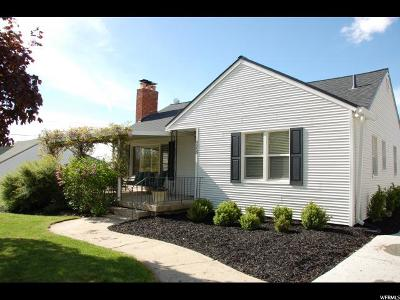 Bountiful Single Family Home For Sale: 578 W 3100 S
