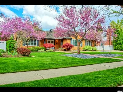 Sugar House Single Family Home Under Contract: 2266 S Oneida St