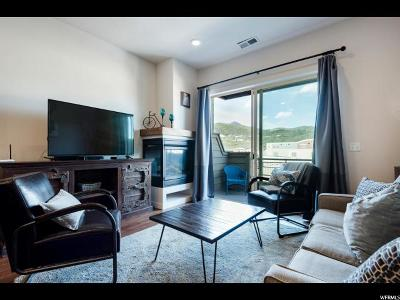 Park City Townhouse For Sale: 6169 Park Lane South #19